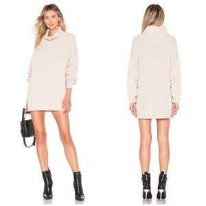 NEW Free People | Softly Structured Tunic Oatmeal